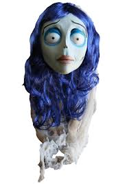 the corpse bride emily mask zombie corpse bride costumes costumes makeup tutorial