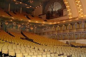 Auditorium Theater Chicago Seating Chart Review Of Auditorium Theatre Chicago Il