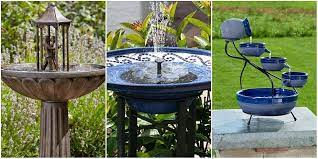 14 best solar water features to in 2021