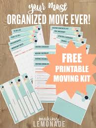 Print Binder Ultimate Collection Of Moving Printables Free Printable
