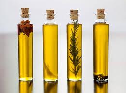 Decorative Infused Oil Bottles Kitchen Basics How To Make Infused Olive Oils Brit Co 25