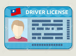 Stock Driving Employee Royalty 68319867 Licence Car Identification Photo Cliparts Card Vectors Illustration With Free And Image Vector
