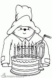 Gratis Kleurplaten Kleurplaat Verjaardag Oma Dejachthoorn
