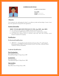 How Can Make Resume For Job 24 how to make curriculum vitae enclosure format 1