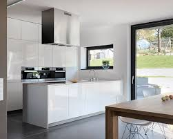 Modern Grey And White Kitchens I In Creativity Ideas
