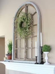 Old Window Frame Decor Repurposed Window Ideas