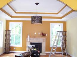 painting interior house cost