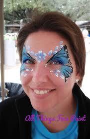 olga face paint