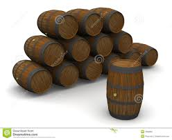 oak wine barrels. more similar stock images of stack oak wine barrels