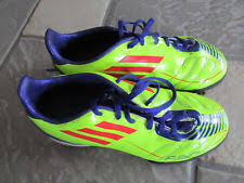 adidas f10 indoor soccer shoes youth size 1 boys s 1 free ship