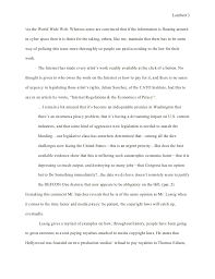 essay text analysis final draft   3 lambert 3via the world wide web
