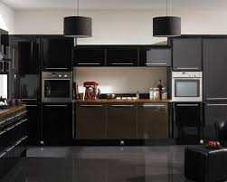 Black Kitchen Cabinets Black Kitchen Cabinets For Your Minimalist Kitchen Island