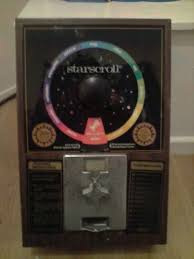 Starscroll Horoscope Vending Machine Gorgeous Retro Horoscope Vending Machine For Sale In Longford Town Longford