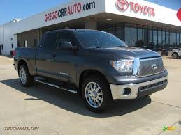 2011 Toyota Tundra TSS Double Cab in Magnetic Gray Metallic ...