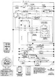 i have a sears gt 16 model 917 257090 garden tractor and fixya something like 917289472 would be the model number here is a wiring diagram for that model note the test voltages unit running