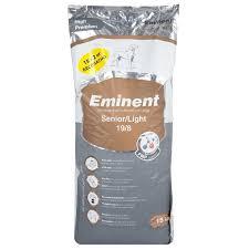 Корм для собак <b>Eminent</b> (17 кг) <b>Senior</b>/<b>Light 19/8</b> для пожилых ...