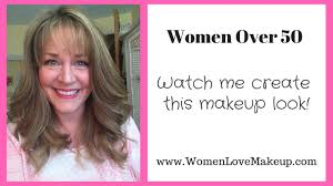 makeup tutorial for women over 50 part 1