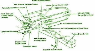 car wiring diagram page  1989 toyota camry 4 cyl part2 fuse box diagram