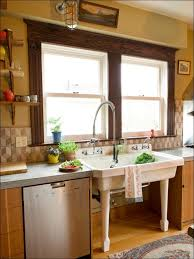 kitchen drop in apron front sink divided farmhouse sink