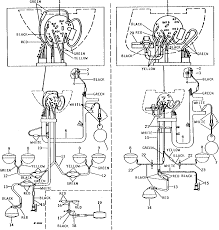 Electrical wiring tractor jd wiring diagram electrical john deere
