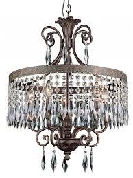 full size of living charming bronze and crystal chandelier 17 mesmerizing mini 16 with crystals attractive