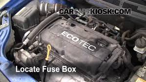 blown fuse check 2004 2011 chevrolet aveo 2009 chevrolet aveo ls blown fuse check 2004 2011 chevrolet aveo 2009 chevrolet aveo ls 1 6l 4 cyl