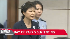 Fate of impeached former President Park Geun-hye decided today - YouTube