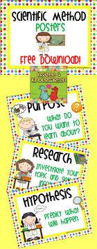 best scientific method posters ideas science scientific method posters