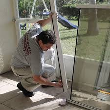 sliding glass door repair tampa