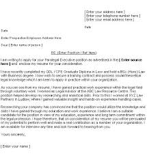 Property Administrator Cover Letter