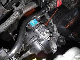 chevy cruze engine bay wiring wiring diagram libraries how to remove 2011 2016 cruze 1 4l intake manifolddisconnect the wiring connector from the evap purge solenoid valve by pressing the tab on the back once