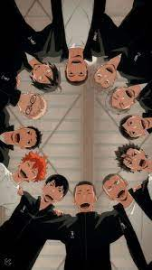 Maybe you would like to learn more about one of these? Haikyuu Anime Karasuno Volleyball Hd Mobile Wallpaper Peakpx