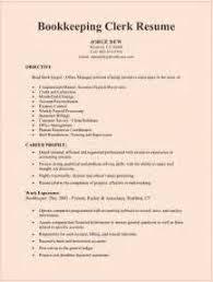 Bookkeeping Duties On Resume 3