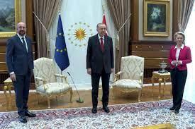 Erdogan empfängt von der Leyen und Michel - Braunschweiger Zeitung