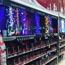 B And Q Christmas Lights November 2018 Colourful Christmas Lights On The Shelf At B