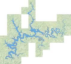 Nolin Lake Fishing Map Us_ky_00499511 Nautical Charts App