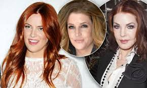 Elvis's granddaughter Riley Keough bears striking resemblance to Lisa Marie  and Priscilla at Tribeca Film Festival | Daily Mail Online