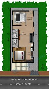 house design 20 x 45. 100sqyds20x45sqftsouthface house design 20 x 45 i