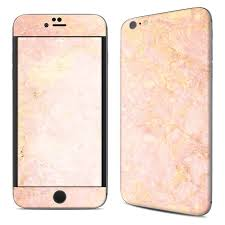 apple iphone 6 plus gold. apple iphone 6 plus skin - rose gold marble iphone i