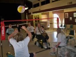 chair volleyball net. 100_2284 chair volleyball net