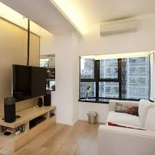 Inside the shape-shifting 452-square-foot Hong Kong flat ...