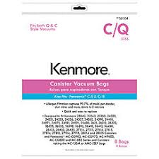 kenmore intuition parts. kenmore km48751-12 canister vacuum bag for c, q; panasonic\u0026#8482; intuition parts