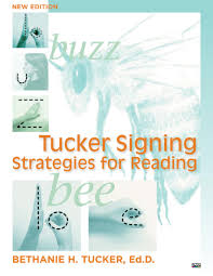 Tucker Signing Chart Tucker Signing Strategies For Reading New Edition Book