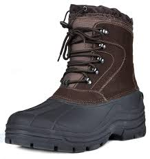 Designer Cold Weather Boots Dream Pairs Mens Insulated Waterproof Winter Snow Boots