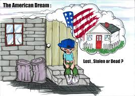 is the american dream becoming unreachable