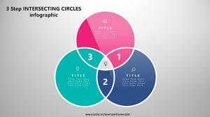13 Create 3 Step Circular Infographic Powerpoint Presentation