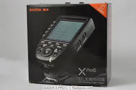 Обзор <b>GODOX X PRO</b> C | Радожива