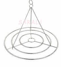 2pcs 13 w stainless steel chandelier frame diy wedding party design ideas of framed chandelier