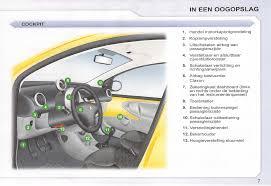 Handleiding Peugeot 107 Pagina 9 Van 102 Nederlands