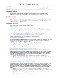 Personal Banker Resume Professional Objective Personal Banker Resume